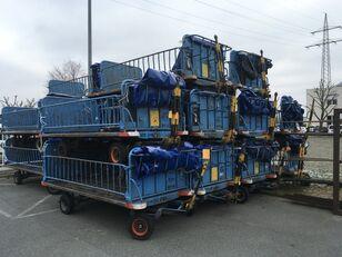 Lomma / FTW 2.0 bagāžas ratiņi