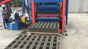 jauns CONMACH Concrete Block Making Machine -12.000 units/shift aprīkojums betona bloku ražošanai