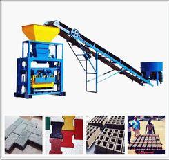 jauns ITK CHINA 10000 aprīkojums betona bloku ražošanai