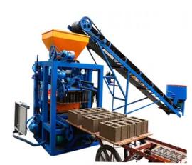 jauns SINOWAY QT4-24 aprīkojums betona bloku ražošanai