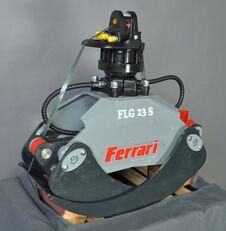 FERRARI Holzgreifer FLG 23 XS + Rotator FR55 F autoceltnis
