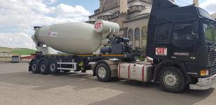 jauns GURLESENYIL betona maisītājs