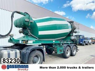 LIEBHERR  10m³  Betonmischer ca.  betona maisītājs