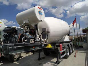 jauns NTM 2021 betona maisītājs
