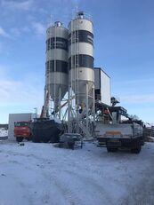 jauns AZ-MACHINERY 160 M3/H betona rūpnīca