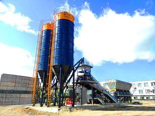 jauns FABO FABOMIX COMPACT-120 CONCRETE PLANT | CONVEYOR TYPE betona rūpnīca