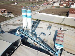 jauns FABO Powermix-100 Стационарная Бетоносмесительная Установка betona rūpnīca