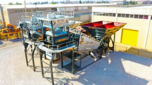 jauns FABO TURBOMIX-120 MOBILE CONCRETE PLANT READY IN STOCK betona rūpnīca
