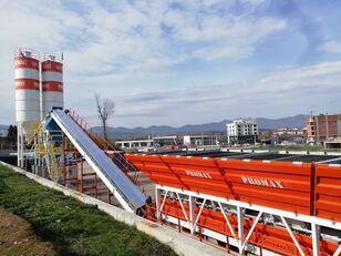 jauns PROMAX STATIONARY Concrete Batching Plant S100 TWN (100m³/h) betona rūpnīca