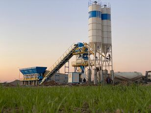 jauns PROMAX Stationary Concrete Batching Plant S130 TWN betona rūpnīca