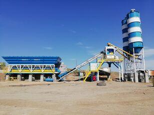 jauns PROMAX КОМПАКТНЫЙ БЕТОННЫЙ ЗАВОД C100 TWN-L (100м³/ч)      betona rūpnīca