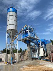 jauns Plusmix 60m³/Hour MOBILE Concrete Plant - BETONNYY ZAVOD  betona rūpnīca