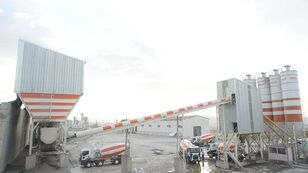 jauns SEMIX   240 m³/ h betona rūpnīca