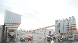 jauns SEMIX 240 СТАЦИОНАРНЫЕ БЕТОННЫЕ ЗАВОДЫ betona rūpnīca