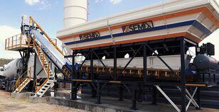 jauns SEMIX  MOBILE CONCRETE BATCHING PLANTS 60m³/h betona rūpnīca