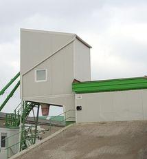 STETTER M1 TZ betona rūpnīca