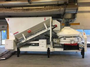 jauns SUMAB Scandinavian Quality! Economy Class K-10 (Pan mixer 750 \ 500 L) betona rūpnīca