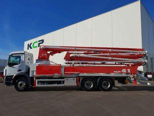 jauns KCP KCP41ZX5150 betona sūknis