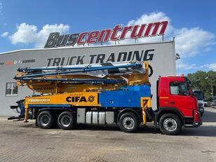 Cifa  uz šasijas VOLVO FM X 460 8x4 CIFA K 45H Carbotech / German Truck betona sūknis