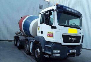 MAN TGS 32.360 8x4 betonvedējs