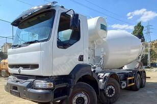 RENAULT Kerax 420.40 betonvedējs