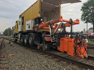 jauna COPMA KCM 007 dzelzceļa tehnika
