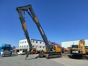 SAMSUNG-VOLVO SE 450 LC3 / DEMOLITION HAMMER3 GRIPPERS / 1 NEW / LOW HOURS / V ekskavators ēku nojaukšanai