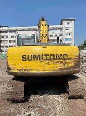 SUMITOMO SH120A3 kāpurķēžu ekskavators