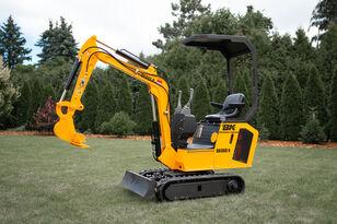 jauns BERGER KRAUS BK800B Nowa minikoparka Mini excavator mini ekskavators