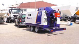 jauns FRUMECAR Asphalt Recycler 500 pārstrādātājs