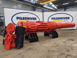DELMAG  D22 Diesel Hammer pāļu dzīšanas iekārta