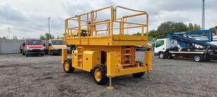 HAULOTTE H15SX - 15m, 4x4, diesel šķērveida pacēlājs