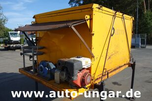 OLETTO 2m³ Thermo Asphalt Container Hot Box H02 wie A.T.C. / HMB šuvju aizpildītājs