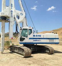 SOILMEC SR60 SR30  urbšanas iekārta