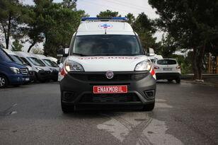 jauns FIAT DOBLO MAXİ XL WİTH EQUİPMENT mikroautobuss ātrās palīdzības mašīna