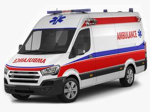 jauns HYUNDAI H 350 mikroautobuss ātrās palīdzības mašīna