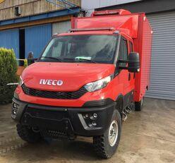 jauns IVECO 4WD  mikroautobuss ātrās palīdzības mašīna