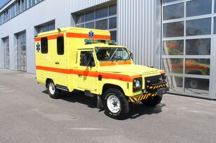 LAND ROVER Defender 130 TD  mikroautobuss ātrās palīdzības mašīna