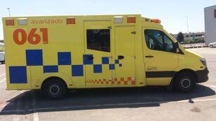MERCEDES-BENZ SPRINTER 319 mikroautobuss ātrās palīdzības mašīna