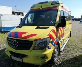MERCEDES-BENZ Sprinter mikroautobuss ātrās palīdzības mašīna