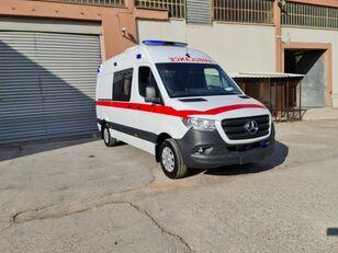 jauns MERCEDES-BENZ TYPE A  AMBULANCE SPRINTER 317 CDI  mikroautobuss ātrās palīdzības mašīna