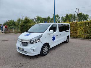 OPEL VIVARO L2H1 - 140 CV - 163 000 KM - 2017 - LES DAUPHINS mikroautobuss ātrās palīdzības mašīna