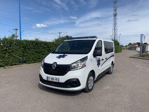 RENAULT TRAFIC L1H1 125 CV 2018 mikroautobuss ātrās palīdzības mašīna