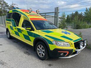 VOLVO Nilsson XC70 D5 AWD - AMBULANCE/Krankenwagen/Ambulanssi mikroautobuss ātrās palīdzības mašīna