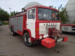 SCANIA LB80 ugunsdzēsēju mašīna