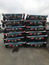 Lomma / CTA-1.8 konteineru ratiņi