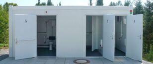 CONTAINEX Sanitary 20 pēdu konteiners