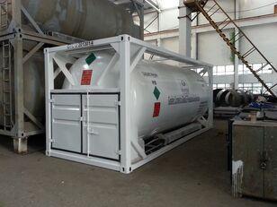 jauns GOFA ICC-20 20 pēdu tank konteiners