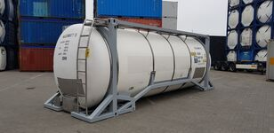 KLAESER Танк-контейнер 20 футовый 26 м. куб. 20 pēdu tank konteiners