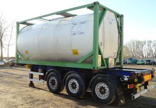 SCHMITZ CARGOBULL SP27 20 pēdu tank konteiners